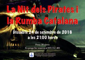 festa pirata i rumba catalana